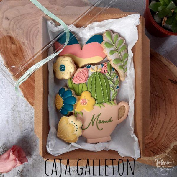 Caja Galletón